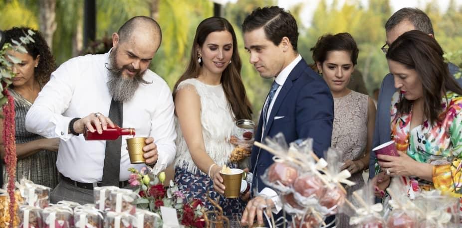 degustacion boda